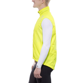 Endura Gridlock Vest Men hi-viz yellow